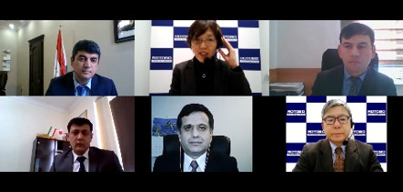 2021年2月1日から26日にかけて、ロシアNIS貿易会はオンライン事業「中央アジア・バーチャルEXPO」(CAVEX)を開催しました。CAVEX会期中の2月18日にはタジキスタン共和国投資・国有資産管理委員会および在日タジキスタン共和国の協力のもとウェビナー「タジキスタン共和国の投資ポテンシャル」を実施、多数のビジネス関係者が参加しました。